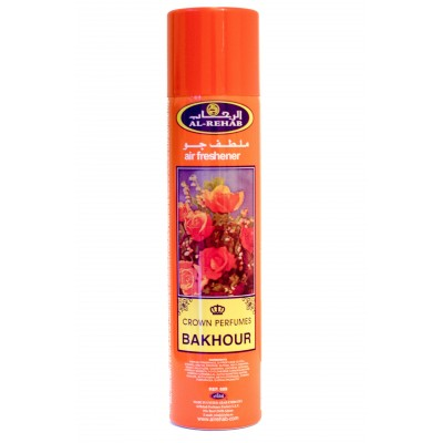 Crown bukhoor spray for home