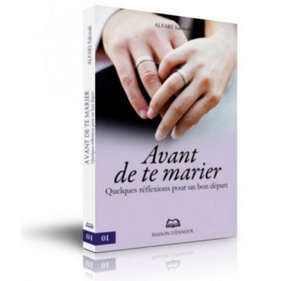 Avant de te marier (French only)