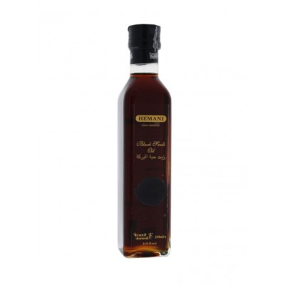 Black Seed Oil 250ml - Hemani