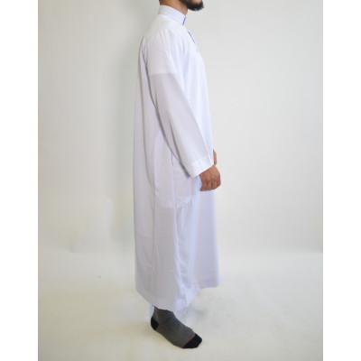 Qamis-Blanc-Saoudien