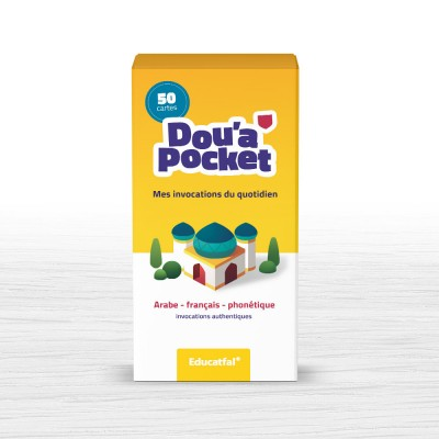 Dua Pocket citadelle petit muslim (French only)
