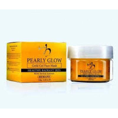 Gold cream glow