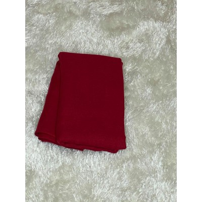 Hijab-viscose-bordeaux