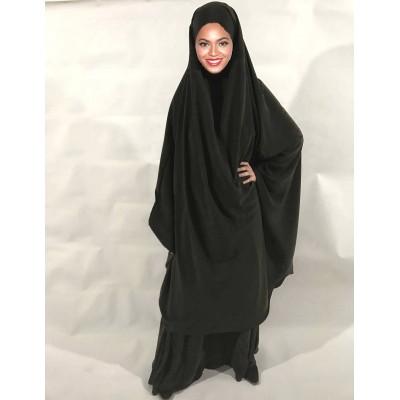 Jilbab-Jupe-Noir-ALMANASSIK