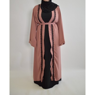 Kimono-Beige