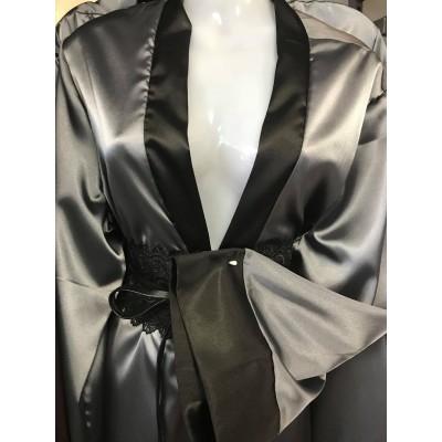 Kimono-bicolor-gris-noir