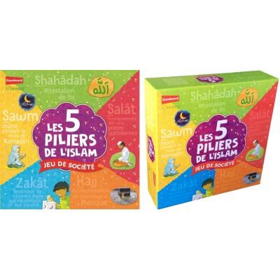 Les-5-piliers-de-L`islam-jeu-de-societe-enfants
