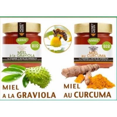 Miel-de-Curcumin