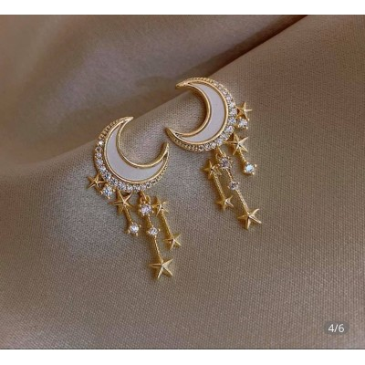 Moon Earings