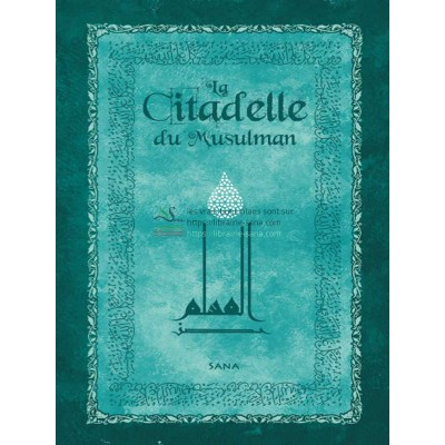 Citadelle turquoise premium (French only)