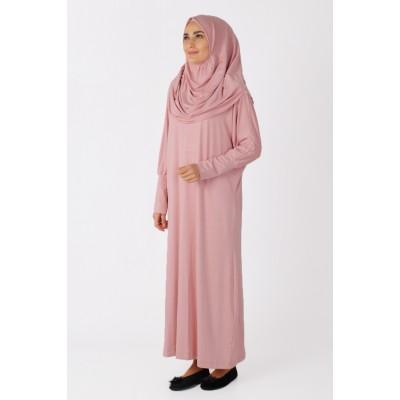 Prayer dress pink