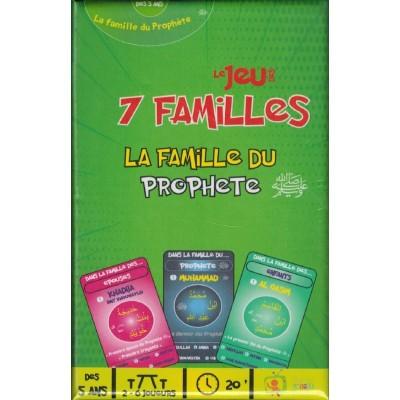le-jeu-des-7-familles-la-famille-du-prophete