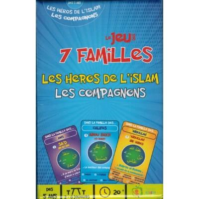 le jeu des 7 familles les heros de l'islam les compagnons