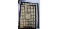 Arabic Quran 99 names medium size