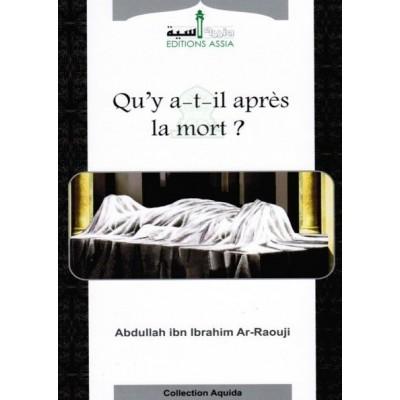 Qu'y a t il après la mort (French only)