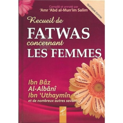 Recueil de fatwas concernant les femmes.