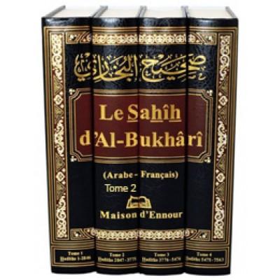 Recueil de hadith Sahih Al Boukhari