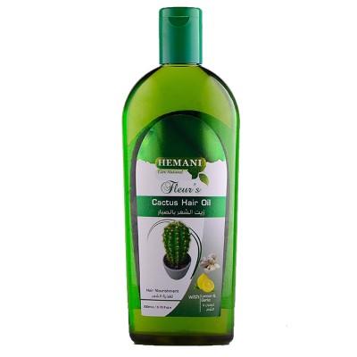 cactus hair oil