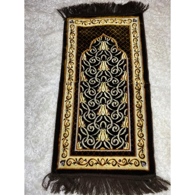 Brown prayer mat for kids