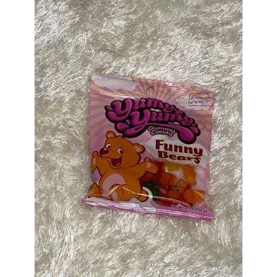 halal gummy teddy bear
